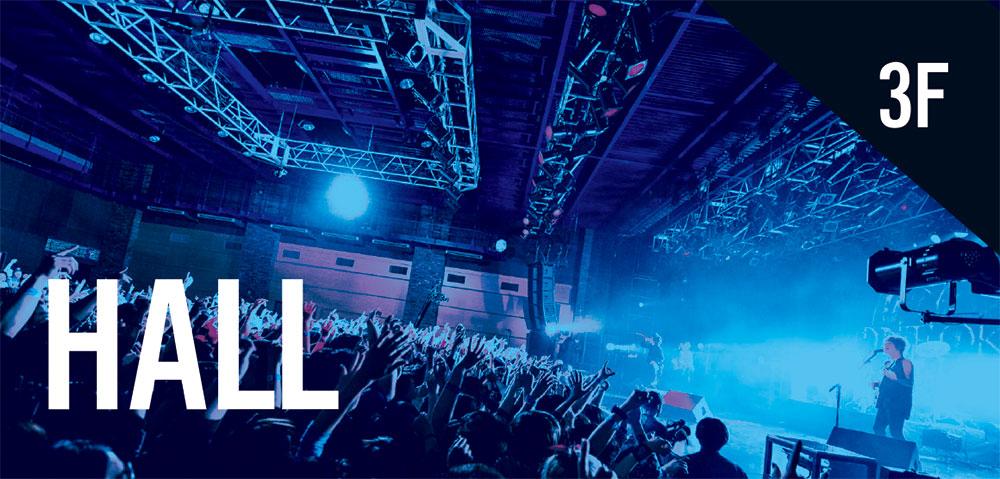 ミュージックタウン音市場 3階ホール